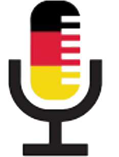 german language logo