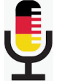 german language logo